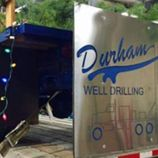 Durham Well Drilling flatbed